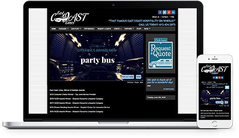 East_Coast_Limos_Website