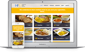 Healthcare_Food_Services_Website