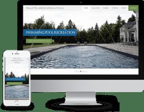 Mallette_Landscaping_Website