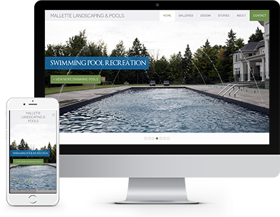 Mallette_Landscaping_Website